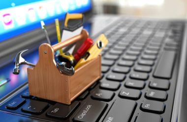 caixa de ferramentas digitais